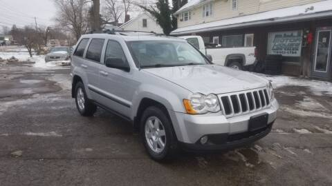 2008 Jeep Grand Cherokee for sale at Motor House in Alden NY