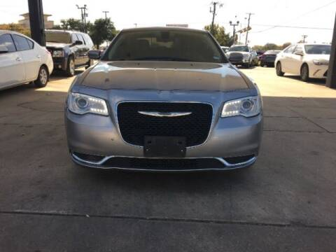 2015 Chrysler 300 for sale at Auto Limits in Irving TX