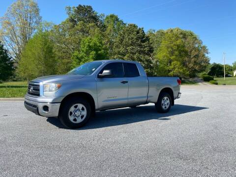 2012 Toyota Tundra for sale at GTO United Auto Sales LLC in Lawrenceville GA