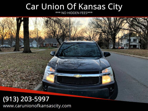2006 Chevrolet Equinox for sale at Car Union Of Kansas City in Kansas City MO