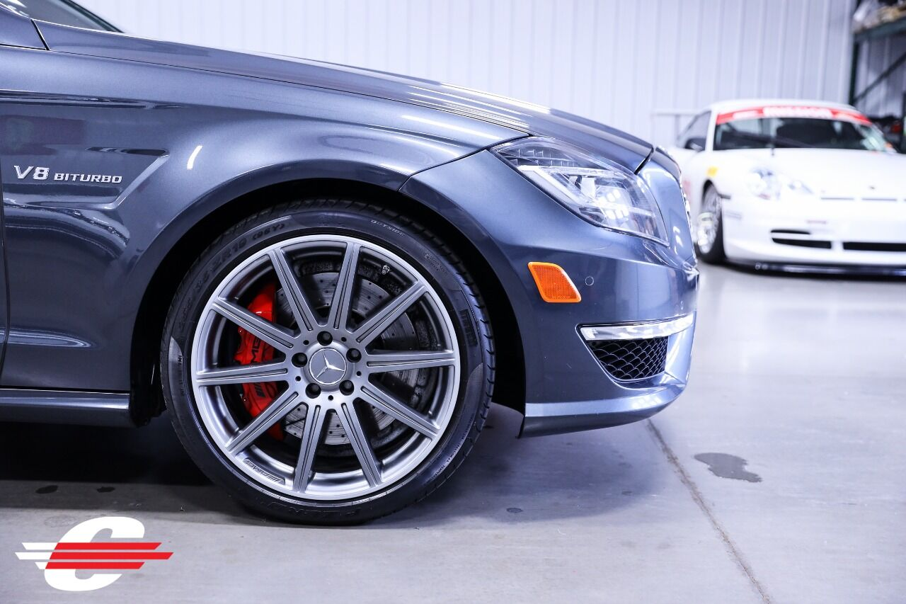 Cantech automotive: 2014 Mercedes-Benz CLS 5.5L V8 Twin Turbocharger Sedan