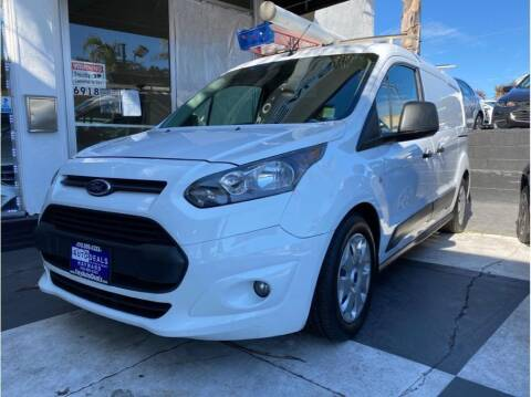 2015 Ford Transit Connect Cargo for sale at AutoDeals in Daly City CA