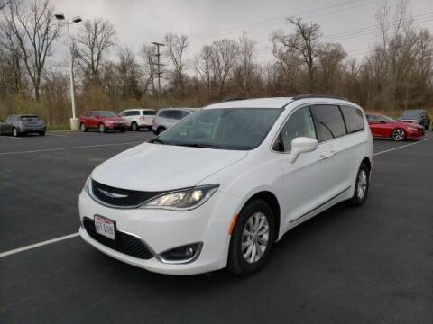2017 Chrysler Pacifica for sale at White's Honda Toyota of Lima in Lima OH