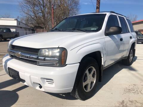2006 Chevrolet TrailBlazer for sale at Wolff Auto Sales in Clarksville TN