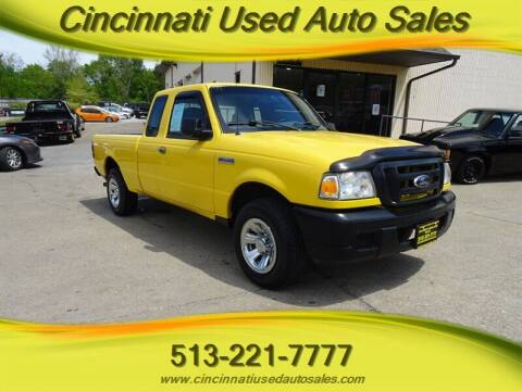 2006 Ford Ranger for sale at Cincinnati Used Auto Sales in Cincinnati OH