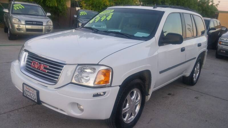 2008 GMC Envoy for sale at Carspot Auto Sales in Sacramento CA