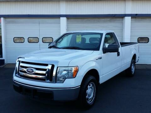 2011 Ford F-150 for sale at Action Automotive Inc in Berlin CT