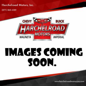 2021 Chevrolet Silverado 1500 for sale at Harchelroad Motors, Inc. in Wauneta NE