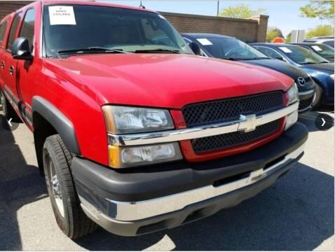 2003 Chevrolet Silverado 1500HD for sale at 355 North Auto in Lombard IL