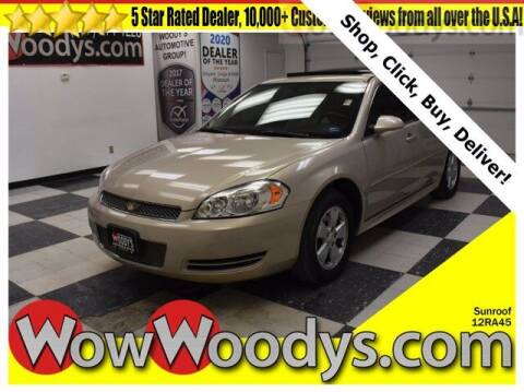 2012 Chevrolet Impala for sale at WOODY'S AUTOMOTIVE GROUP in Chillicothe MO