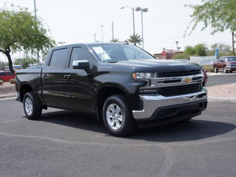 2021 Chevrolet Silverado 1500 for sale at CarFinancer.com in Peoria AZ