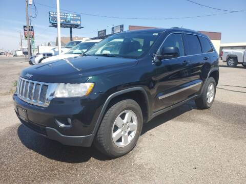 2013 Jeep Grand Cherokee for sale at Revolution Auto Group in Idaho Falls ID