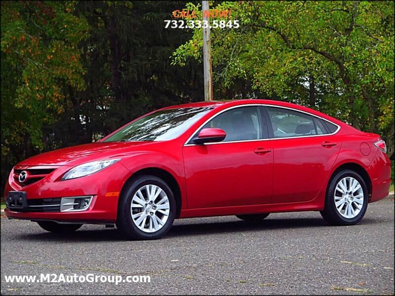 2009 Mazda MAZDA6 for sale at M2 Auto Group Llc. EAST BRUNSWICK in East Brunswick NJ