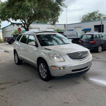 2008 Buick Enclave for sale at GLOBAL MOTOR GROUP in Newark NJ