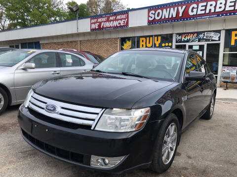 2008 Ford Taurus for sale at Sonny Gerber Auto Sales in Omaha NE