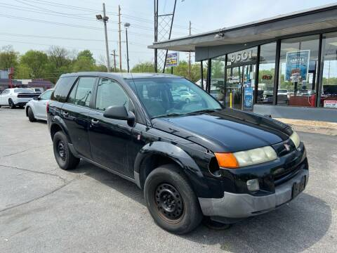 2003 Saturn Vue for sale at Smart Buy Car Sales in St. Louis MO
