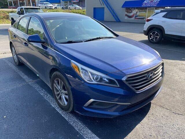 2017 Hyundai Sonata for sale at Tim Short Auto Mall in Corbin KY