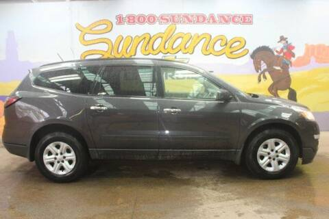 2014 Chevrolet Traverse for sale at Sundance Chevrolet in Grand Ledge MI