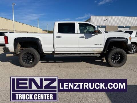 2018 GMC Sierra 2500HD for sale at Lenz Auto - Coming Soon in Fond Du Lac WI