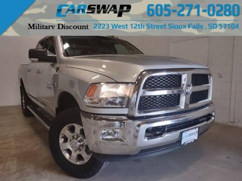 2017 RAM Ram Pickup 2500 for sale at CarSwap in Sioux Falls SD