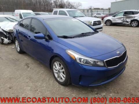 2017 Kia Forte for sale at East Coast Auto Source Inc. in Bedford VA