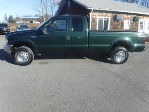 2003 Ford F-250 Super Duty for sale at Trade Zone Auto Sales in Hampton NJ