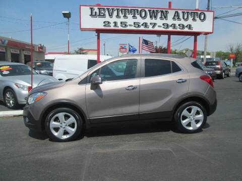 2015 Buick Encore for sale at Levittown Auto in Levittown PA