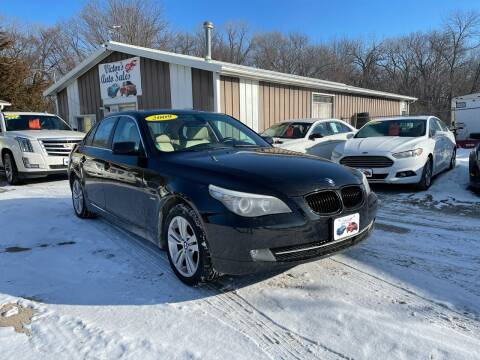 2009 BMW 5 Series for sale at Victor's Auto Sales Inc. in Indianola IA