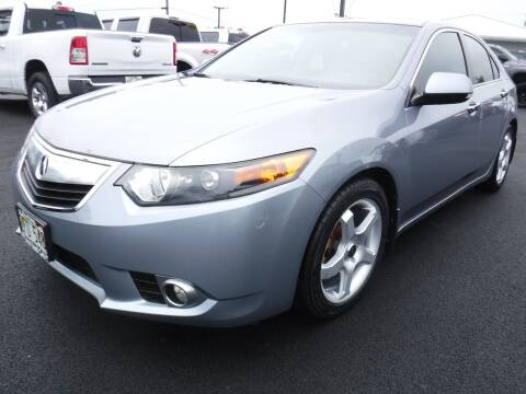 2011 Acura TSX for sale at PONO'S USED CARS in Hilo HI