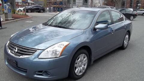 2012 Nissan Altima for sale at Cypress Automart in Brookline MA