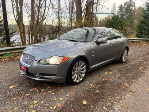 2009 Jaguar XF for sale at Maharaja Motors in Seattle WA