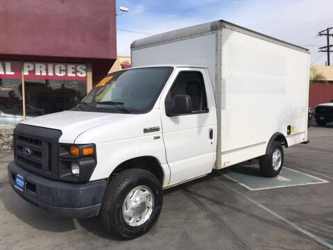 2012 Ford E-Series Chassis for sale at Sanmiguel Motors in South Gate CA
