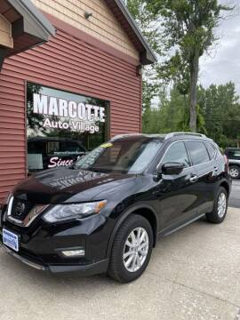 2018 Nissan Rogue for sale at Marcotte & Sons Auto Village in North Ferrisburgh VT