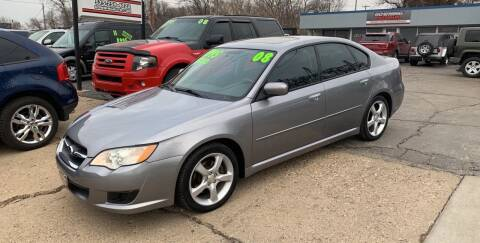 2008 Subaru Legacy for sale at Downing Auto Sales in Des Moines IA