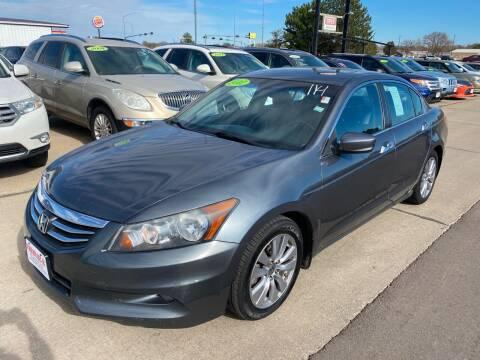 2012 Honda Accord for sale at De Anda Auto Sales in South Sioux City NE