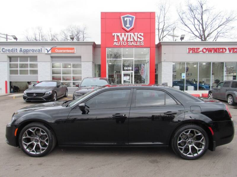 2015 Chrysler 300 for sale at Twins Auto Sales Inc in Detroit MI