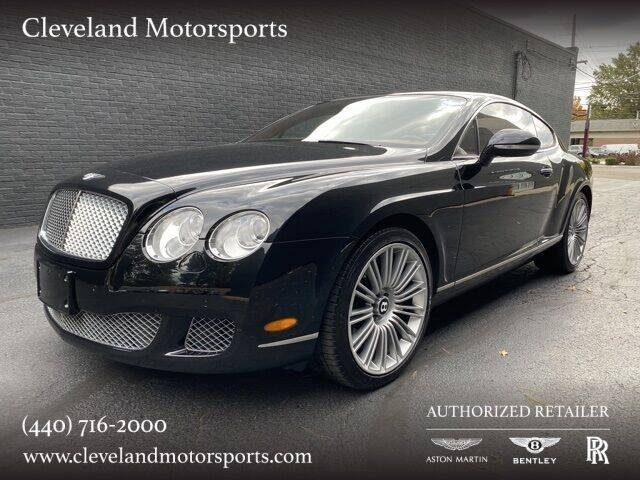 2010 Bentley Continental for sale at Drive Options in North Olmsted OH