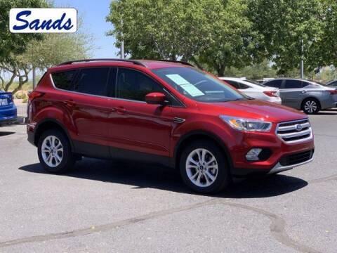 2019 Ford Escape for sale at Sands Chevrolet in Surprise AZ