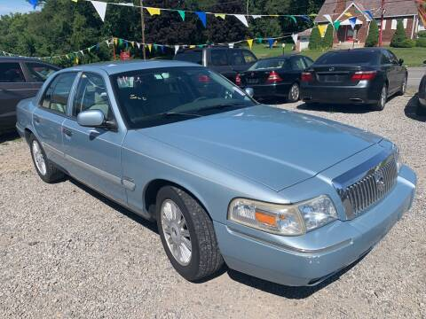 2009 Mercury Grand Marquis for sale at Trocci's Auto Sales in West Pittsburg PA