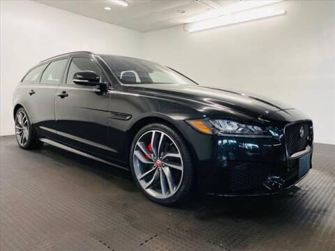 2018 Jaguar XF Sportbrake for sale at Champagne Motor Car Company in Willimantic CT