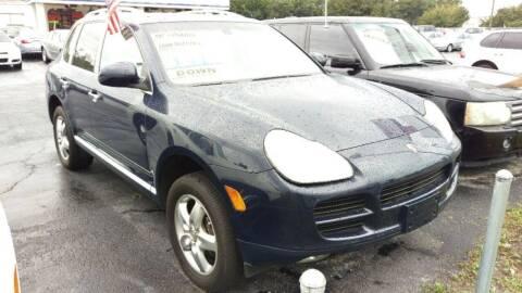 2006 Porsche Cayenne for sale at Tony's Auto Sales in Jacksonville FL