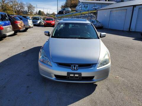 2005 Honda Accord for sale at DISCOUNT AUTO SALES in Johnson City TN