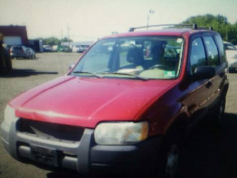 2003 Ford Escape for sale at Brick City Affordable Cars in Newark NJ