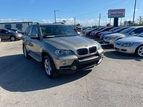 2009 BMW X5 for sale at Jamrock Auto Sales of Panama City in Panama City FL