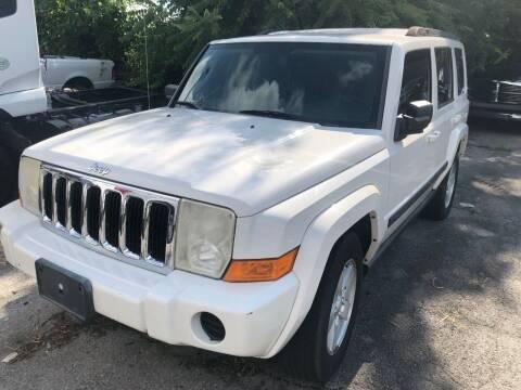 2007 Jeep Commander for sale at Durani Auto Inc in Nashville TN