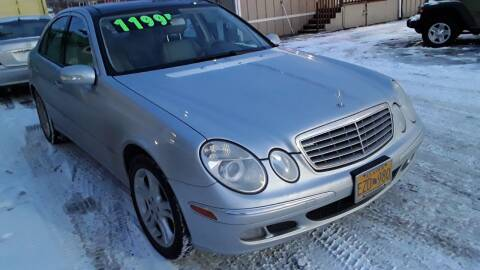 2006 Mercedes-Benz E-Class for sale at ALASKA PROFESSIONAL AUTO in Anchorage AK
