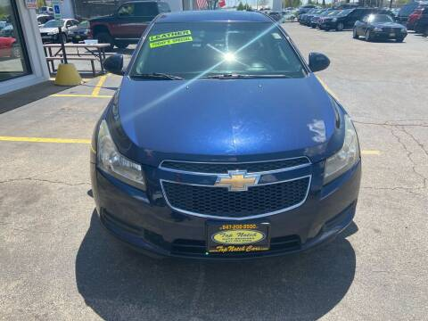 2011 Chevrolet Cruze for sale at Top Notch Auto Brokers, Inc. in Palatine IL