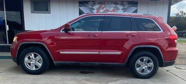 2011 Jeep Grand Cherokee for sale at Car Country in Victoria TX