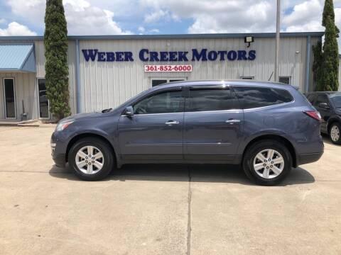 2013 Chevrolet Traverse for sale at Weber Creek Motors in Corpus Christi TX