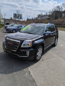 2016 GMC Terrain for sale at WEB NIK Motors in Fitchburg MA